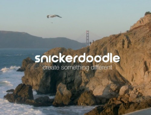 snickerdoodle: A Long Journey to the Beginning