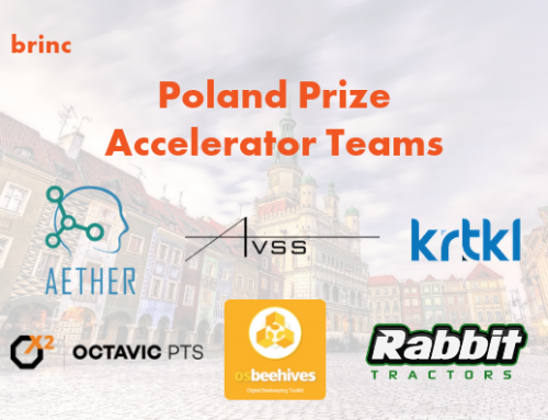 krtkl Accepted To Brinc's Poland Prize Accelerator