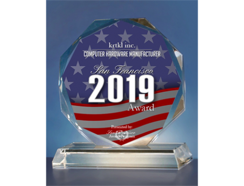 krtkl inc. Receives 2019 San Francisco Award