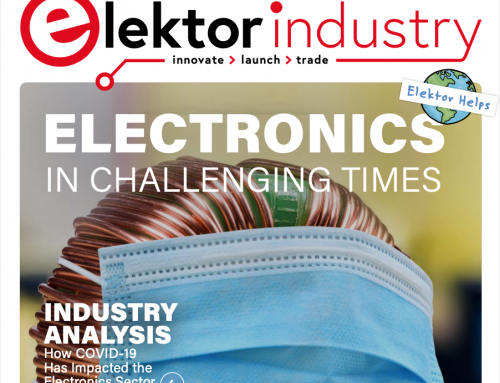 Elektor Cover Article: Developing Hardware in Tough Times